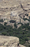 Wadi Dhahr and Dar al-Hajar rock palace