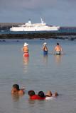 Playa de los Alemanes, Santa Cruz Island