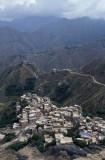 View from Hajja citadel