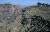 The mountains near Khulan
