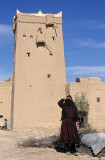 Tour house at Jawf region