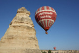 Balloon at Goreme