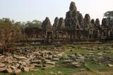 Bayon, Central AngkorThom