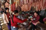 Dry sea food, Siem Reap