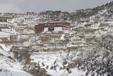 General view of Ganden Monastery
