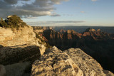 North Rim, Bright Angel Point