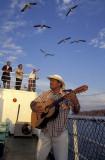 Ferry from Playa Naranjo to Puntarenas