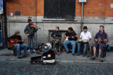 A nice band in Temple Bar (video)