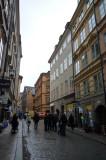 古城區的石板路