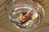 Monitor circle 反光鏡