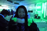 Whole Icebar 全部都是冰做成的酒吧