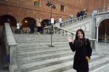 The Nobel Banquet place 諾貝爾晚宴地點 (市政廳內)