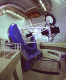 THIS IS THE ACTUAL MAYALL 4 METER TELESCOPE