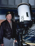 THIS IS THE VISITOR CENTER TELESCOPE WE USED DURING OUR VISIT TO KITT PEAK
