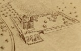 THE SPANISH MISSIONS OF SAN ANTONIO WERE SMALL CITIES BEHIND A WALLED FORTIFICATION