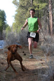 Peterson Ridge Rumble 60k & 30k Trail Run - Sisters, OR - 04.13.2008