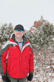 Dale at the Garden of the Gods, CO