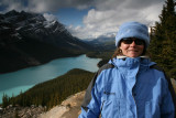 Ang at Peyto Lake