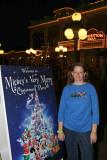 Angela at Mickey's Very Merry Christmas Party (Magic Kingdom)