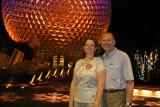 Ang & Dale at EPCOT