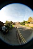 Peleng 8mm fisheye test