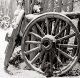 Wagon Wheels no. 2, Garden of the Gods, Colorado, 1998
