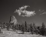 Devil's Tower, Wyoming no. 2, 2000