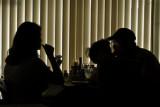 Family Dinner Greenville, California - September 2008