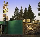Burney Bowl Burney, California - September, 2008