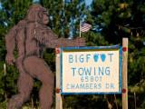 Big Foot Territory Klamath River, California- September, 2008