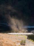 Glowing Dust Klamath River, California