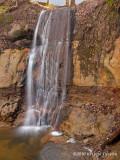 Waterfall at Clark Park