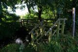 bridge over Shittlehope Burn