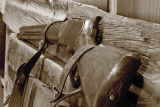 Tom Horn Gun Sepia 0175