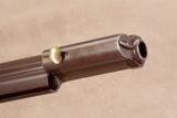 Volcanic pistol muzzle closeup -1906