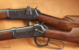 Winchester pair of Model 55's -2045