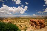Enchanted Mesa & Mount Taylor
