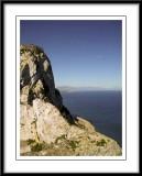 Limestone rock...