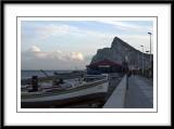 Looking back at Gibraltar...