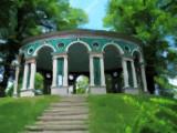 Eko temple...Haga Park....Stockhom...BV