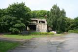 Ruins of barracks at Westerplatte