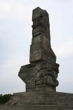 Monument at Westerplatte