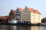 The Polish Martitime Museum in Gdansk