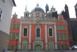 Baroque Chapell of King Jan III Sobieski