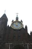 Clock of St. Marys Church Tower