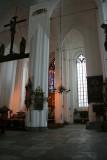 Interior of St. Marys Church