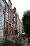 Hanseatic style buildings