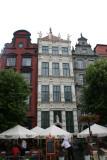 Golden Apartment House