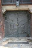 Doors of Church