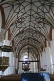 Interior of St Catharine Church